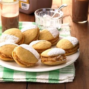 Go Bananas Whoopie Pies Recipe