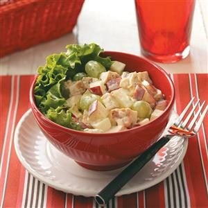 Goal-Line Chicken Salad Recipe