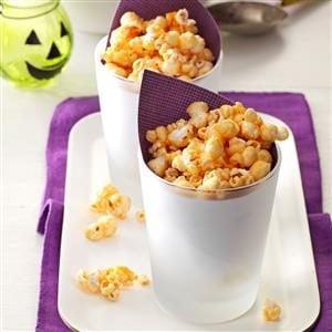 Goblin's Orange Popcorn Recipe