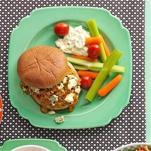 Gold-Medal Vegetable Dip Recipe