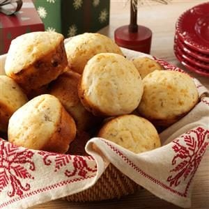Golden Caraway Puffs Recipe