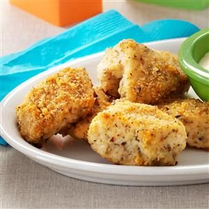 Golden Chicken Nuggets Recipe