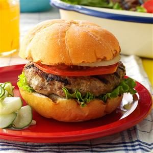 Good Ol' Burger Recipe