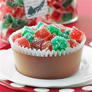 Goody-Goody Gumdrops Recipe