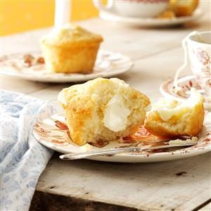 Grandma's Honey Muffins Recipe
