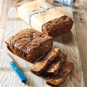 Grandma's Molasses Fruitcake Recipe
