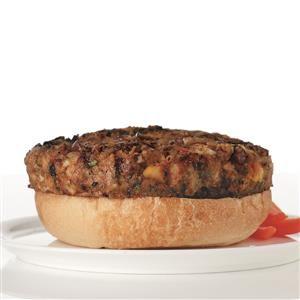 Greek Chickpea & Walnut Burgers Recipe