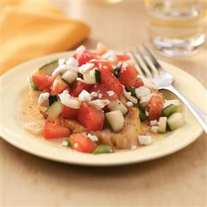 Greek Country Salad Recipe