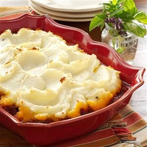 Greek Shepherd's Pie Recipe