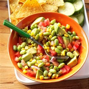 Green & Gold Salsa Recipe