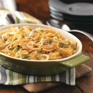 Green Bean Chicken Casserole Recipe