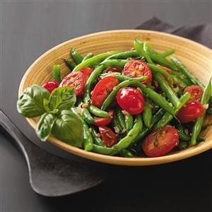 Green Beans Provencale Recipe