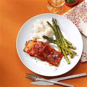 Grilled Marinated Asparagus Recipe