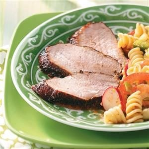 Grilled Spicy Pork Tenderloin Recipe