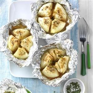 Grilled Sweet Onions Recipe