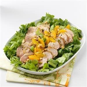Grilled Tenderloin Salad Recipe