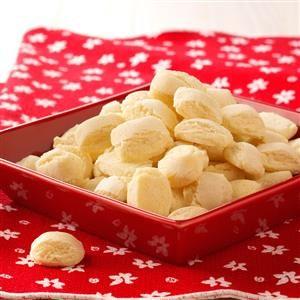 Grossmutter's Peppernuts Recipe