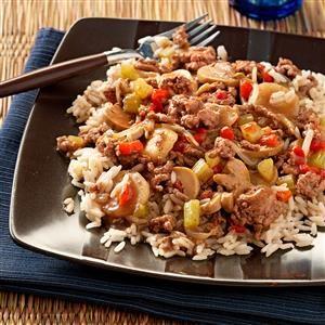 Ground Beef Chow Mein Recipe