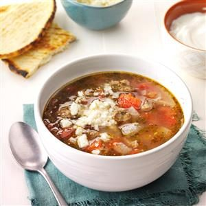 Gyro Soup Recipe