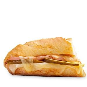 Ham & Swiss Melts Recipe