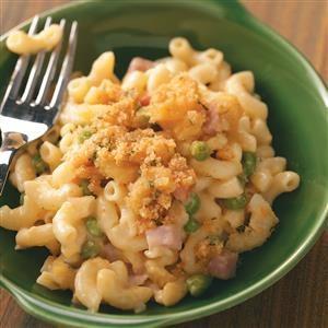 Ham 'n' Noodle Hot Dish Recipe
