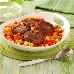 Hamburger Supper Recipe