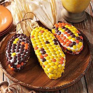 Harvest Corn Cakes Recipe