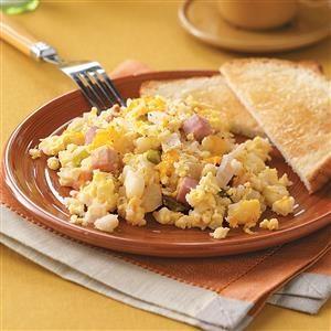 Hash Brown Egg Breakfast Recipe