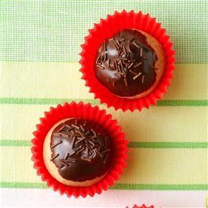Hazelnut Bonbon Cookies Recipe
