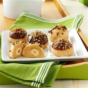 Hazelnut-Mocha Bonbon Cookies Recipe