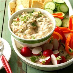 Healthy Greek Bean Dip Recipe