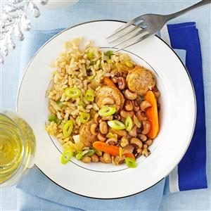 Healthy Hoppin' John Recipe