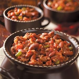 Heartwarming Chili Recipe