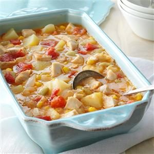 Hearty Brunswick Stew Recipe