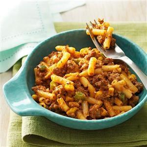 Hearty Mac & Cheese Recipe