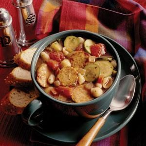 Hearty Minestrone Recipe