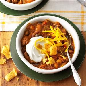Hearty Taco Chili Recipe