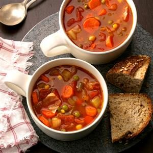 Hearty Vegetable Soup