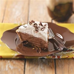 Heavenly Chocolate Pie Recipe