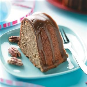 Heavenly Praline Cake Recipe