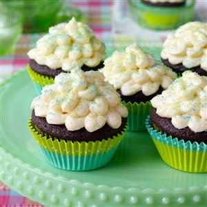 Heavenly Surprise Cupcakes Recipe