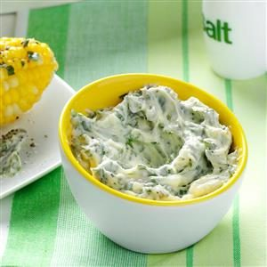 Herbed Basil Butter Recipe