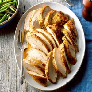 Herbed Turkey Breast Recipe