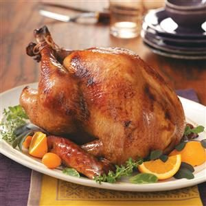 Hickory Turkey Recipe