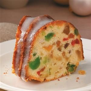 Holiday Ambrosia Cake Recipe