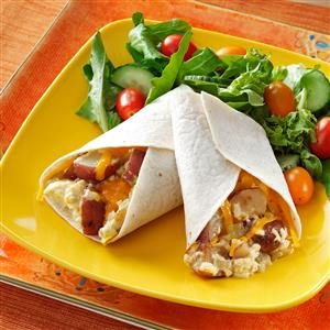 Holiday Burritos Recipe