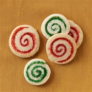 Holiday Pinwheel Cookies Recipe