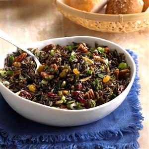 Holiday Rice Salad Recipe