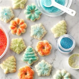 Holiday Spritz Recipe