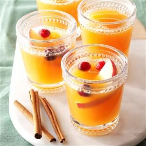 Holiday Wassail Punch Recipe